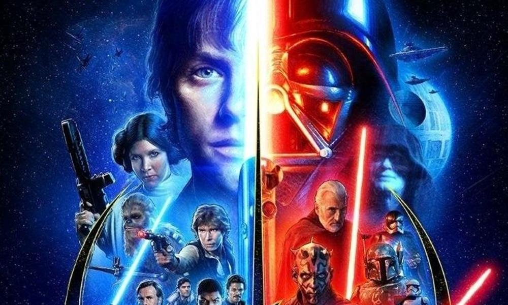 Star Wars | Confira o pôster comemorativo da Saga Skywalker