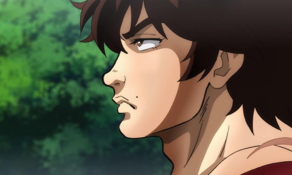 Baki - O Campeão   3ª temporada já está disponível na Netflix