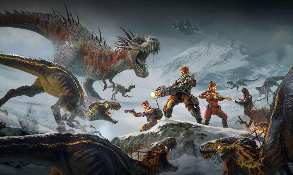 Second Extinction | Confira o primeiro gameplay do jogo
