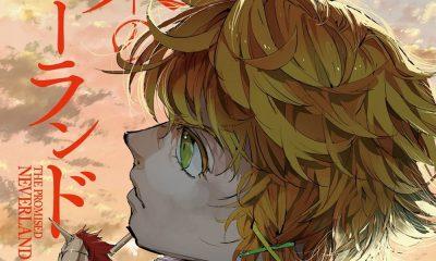 The Promised Neverland | Capa do volume 19 é revelada no Japão