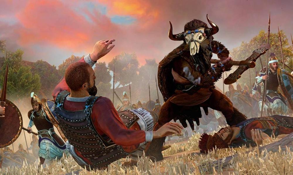 Confira o primeiro gameplay de Total War Saga: Troy