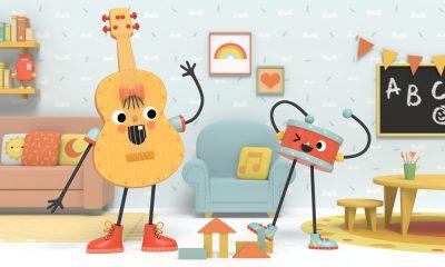 Viola e Tambor | Animação brasileira garante distribuição mundial
