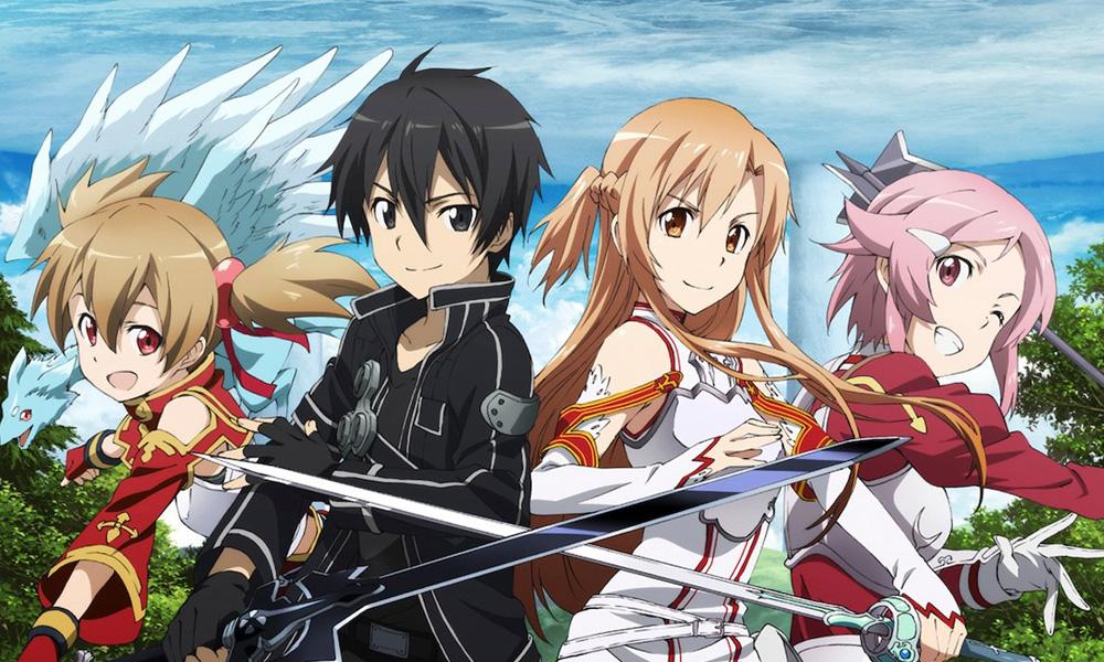 Funimation Brasil confirma Sword Art Online em seu catálogo