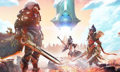 Capa oficial de Godfall para PlayStation 5 é revelada