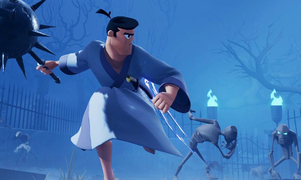 Samurai Jack: Battle Through Time ganha data de lançamento