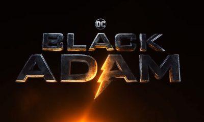 Adão Negro | Detalhes do filme são apresentados durante o DC FanDome