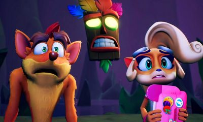 Crash Bandicoot 4: It's About Time ganha novo trailer focado em gameplay