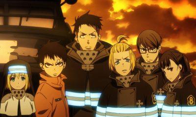 Fire Force | Anime é confirmado no catálogo da Funimation Brasil