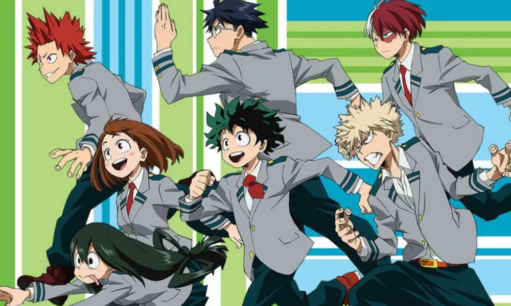 Funimation Brasil confirma dublagem para My Hero Academia