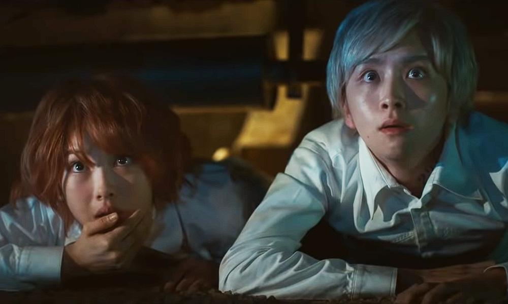 The Promised Neverland   Filme live-action ganha 1º teaser trailer