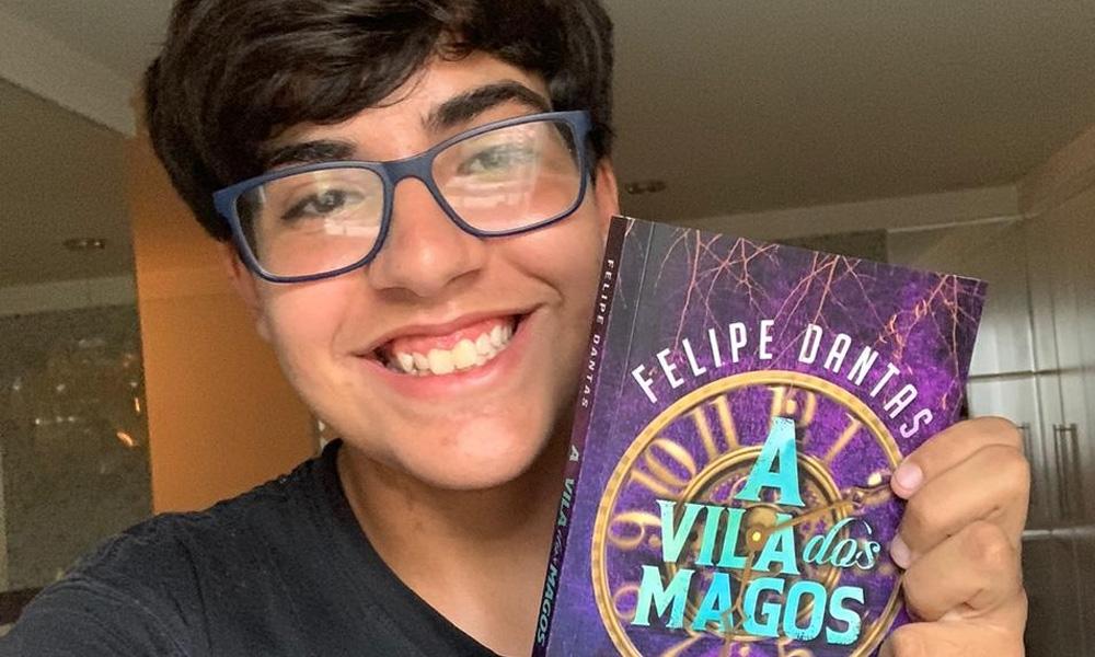 A Vila dos Magos | Jovem brasiliense dá exemplo entre autores de fantasia