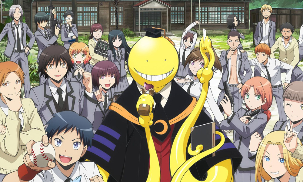 Assassination Classroom | Anime chegará dublado ao catálogo da Funimation