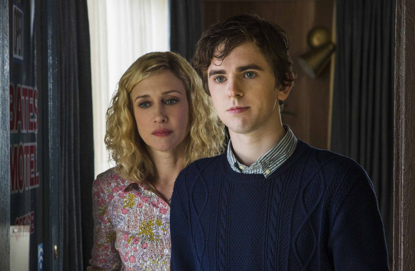 Todas as temporadas de Bates Motel chegam ao catálogo do Globoplay