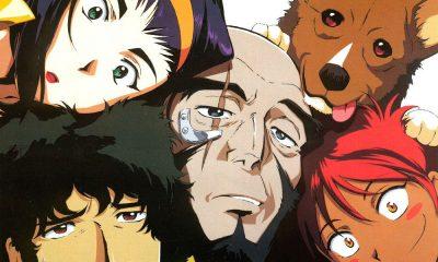 Cowboy Bebop é mais um dos animes confirmados pela Funimation