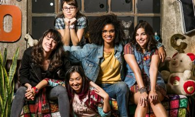 Making Five | Globoplay lança especial com atrizes de Malhação: Viva a Diferença
