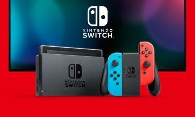 Nintendo Switch chega oficialmente neste mês ao Brasil e preço é revelado