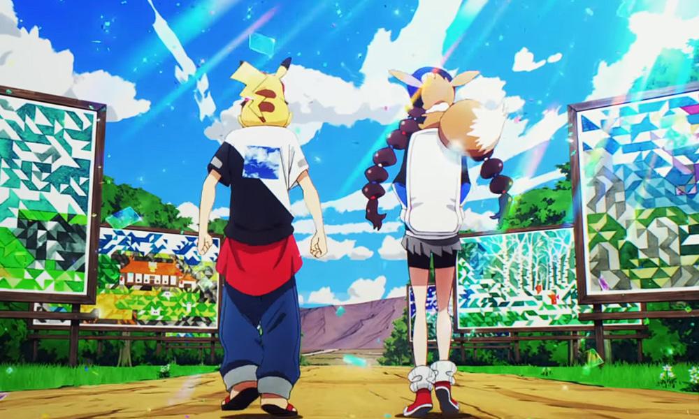 Pokémon   Confira o belíssimo clipe em anime da música 'Gotcha!'
