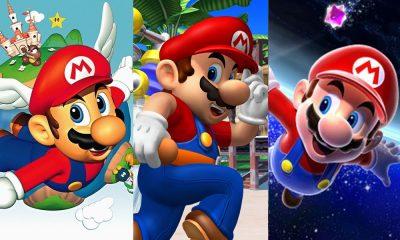 Coletânea Super Mario 3D All-Stars é anunciada para o Nintendo Switch