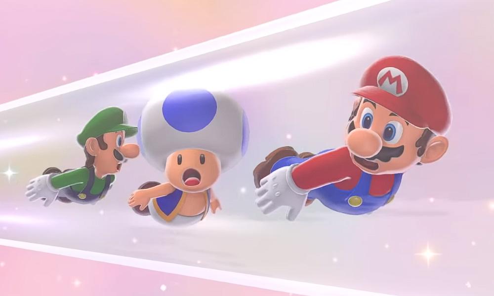 Super Mario 3D World é anunciado para o Nintendo Switch
