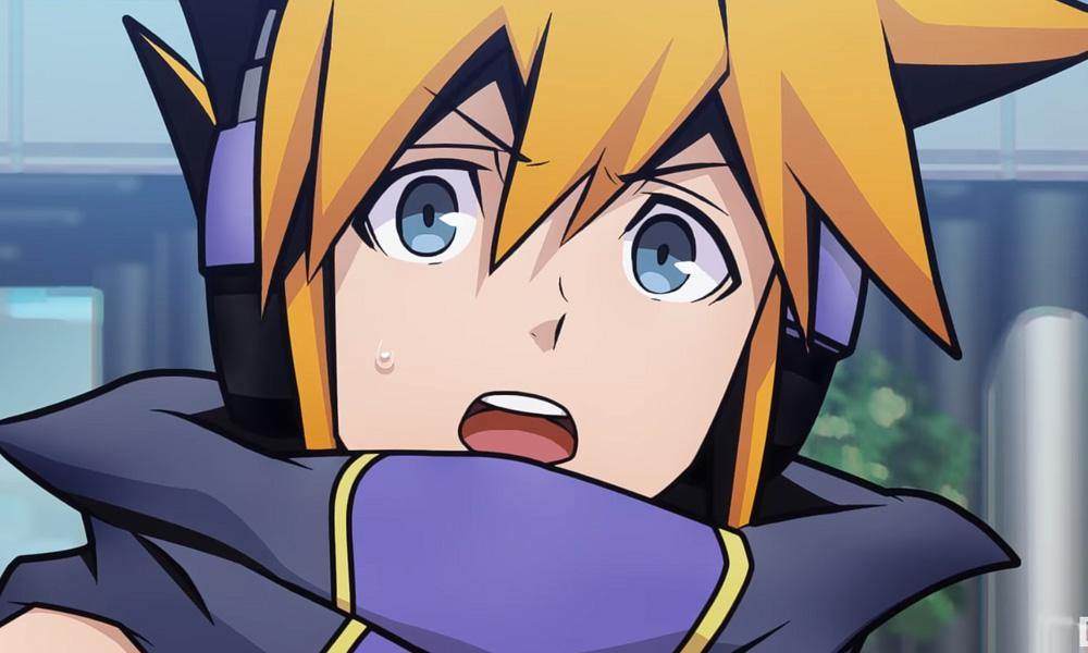 The World Ends with You   Anime ganha novo poster promocional