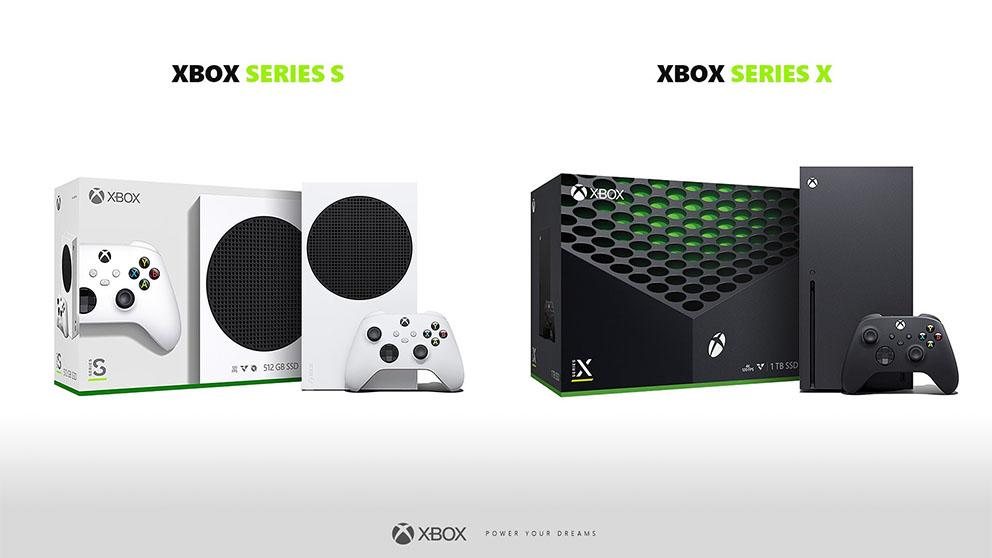 Microsoft revela arte das caixas dos consoles Xbox Series X e Series S