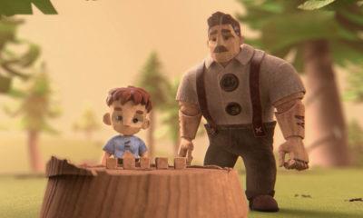 Assista 'Boy in the Woods', animação que aborda autismo de forma sensível