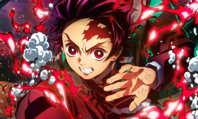 Demon Slayer The Movie: Mugen Train bate recorde de bilheterias