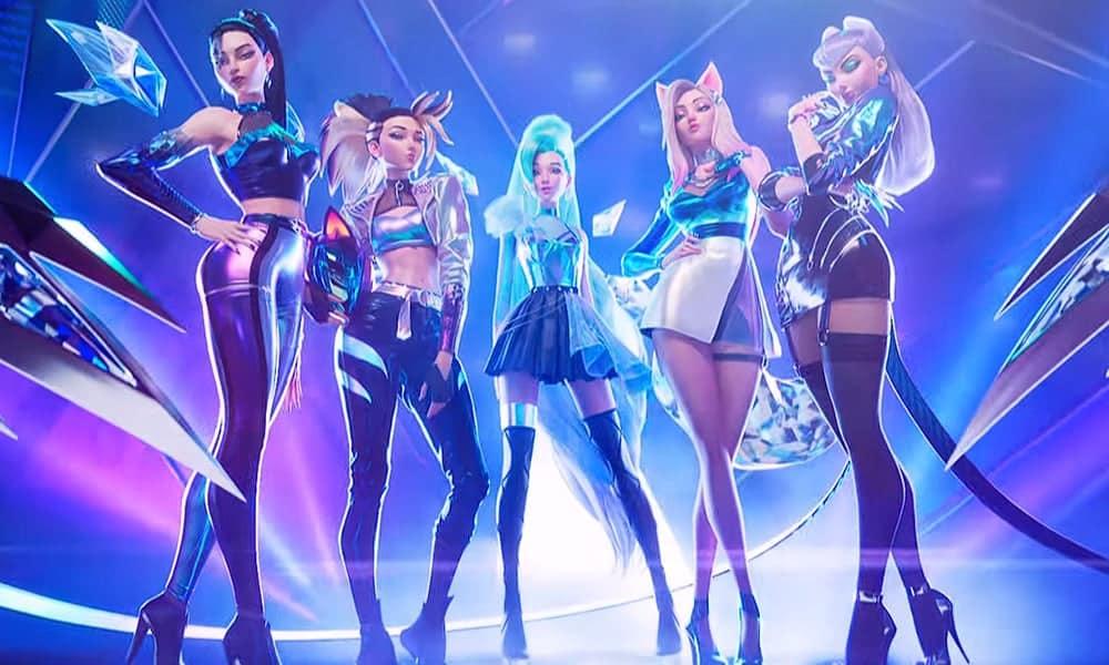 Clipe da música 'More' do grupo K/DA revela novas skins de League of Legends