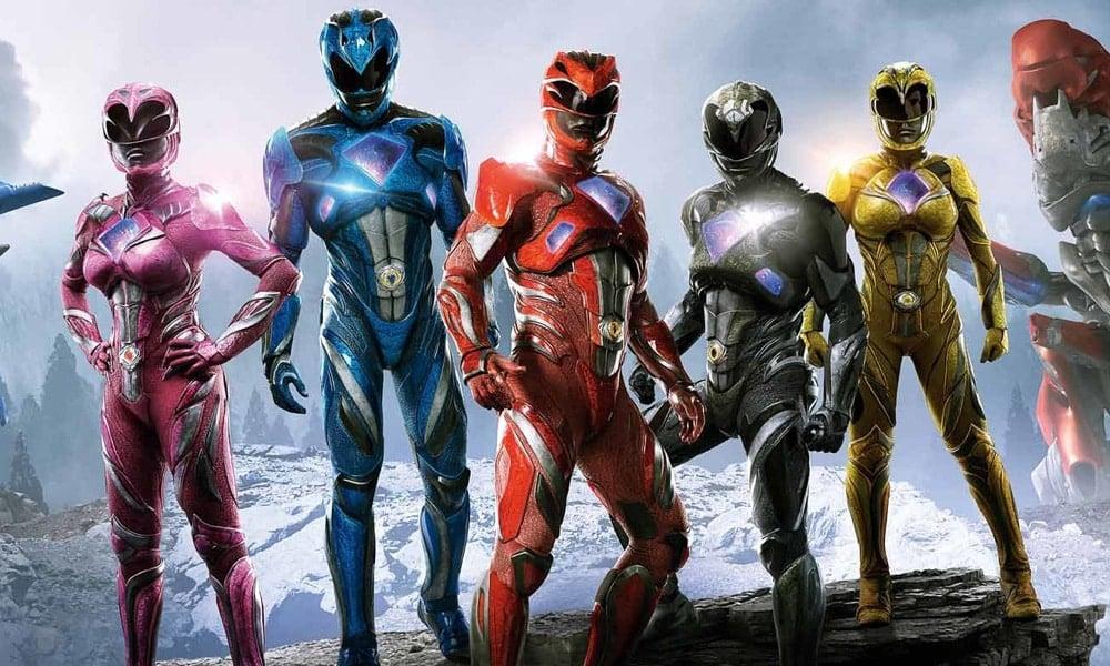 Novo reboot de Power Rangers não será feito pela Paramount