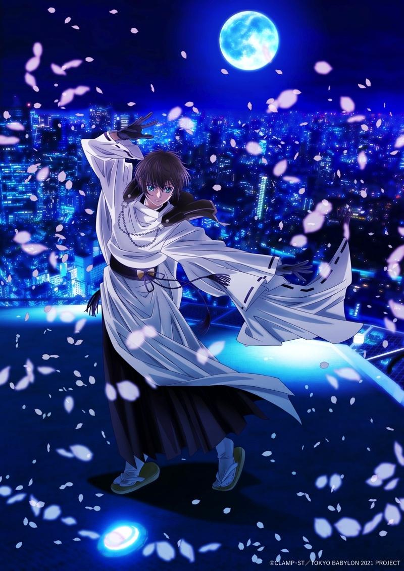 Tokyo Babylon   Remake do anime é anunciado e ganha 1º teaser