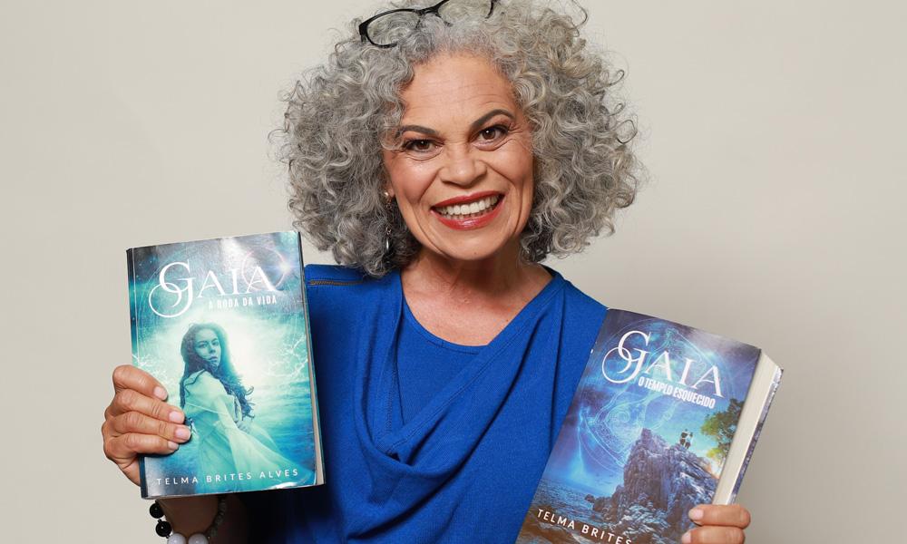 Dois livros da trilogia Gaia serão lançados na FLISP 2020