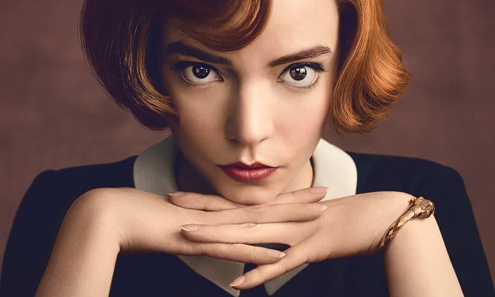 O Gambito da Rainha | Série conta com aprovação máxima no Rotten Tomatoes