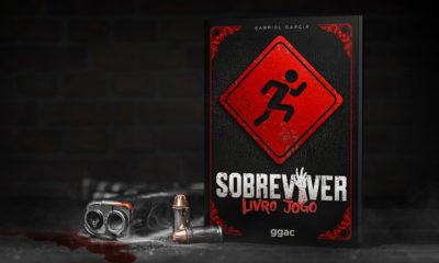 Sobreviver | Livro-jogo apresenta um apocalipse zumbi no coração de São Paulo