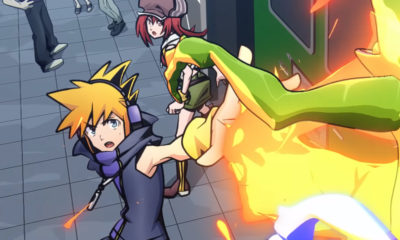 The World Ends with You | Novo trailer apresenta os Reapers