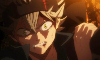 Black Clover | Filme anime pode ser anunciado na próxima semana