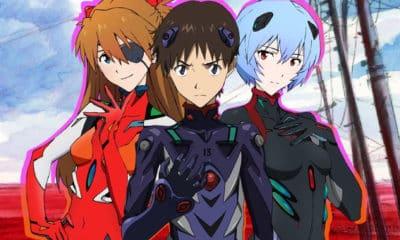 Evangelion: 3.0+1.0 bate recorde de bilheteria nos cinemas do Japão