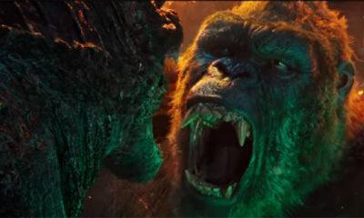 Godzilla vs Kong | King Kong e Godzilla ficam cara a cara em novo trailer