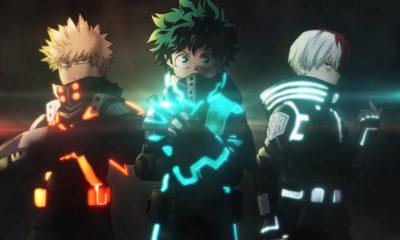 My Hero Academia: WORLD HEROES MISSION ganha teaser oficial