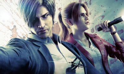 Resident Evil: Infinite Darkness | Filme ganha poster oficial com Leon e Claire