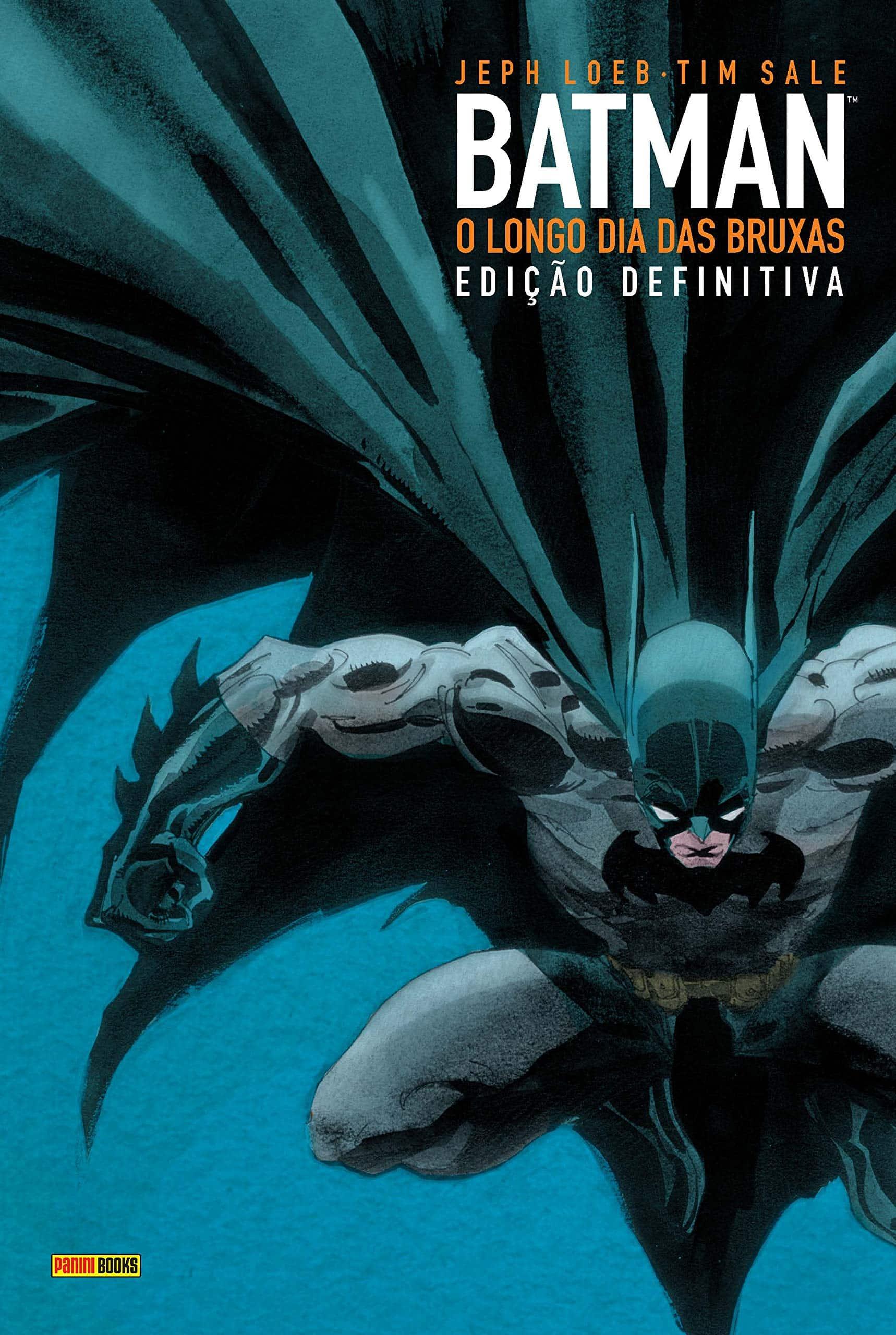 Batman: O Longo Dia das Bruxas | Adaptação animada da DC ganha primeiro trailer. Confira!