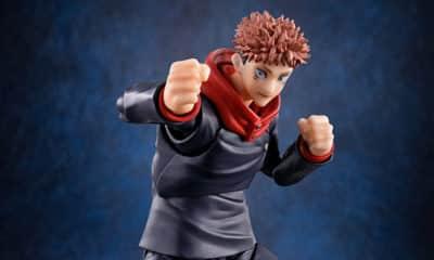 Jujutsu Kaisen | Bandai lança colecionável de Yuuji Itadori. Confira!