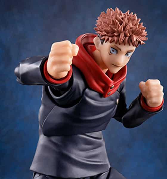 Jujutsu Kaisen   Bandai lança colecionável de Yuuji Itadori. Confira!