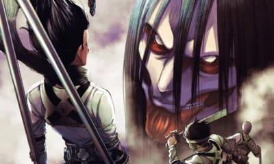 Attack on Titan | Último capítulo do mangá será lançado nesta sexta