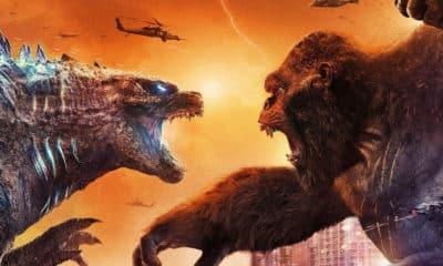 Godzilla vs Kong bate recorde de maior estreia da HBO Max