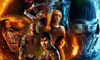 Mortal Kombat ganha pôster IMAX e confirma estreia para abril