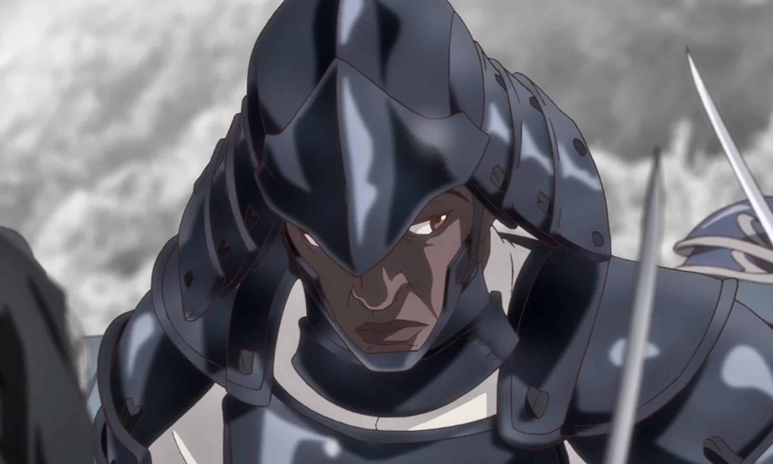 Yasuke | Netflix revela primeiro trailer de seu próximo anime original
